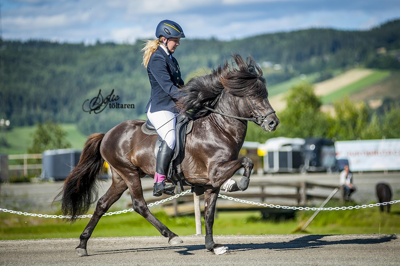 Nathalie red för brons Foto: Sofie Lahtinen Carlsson