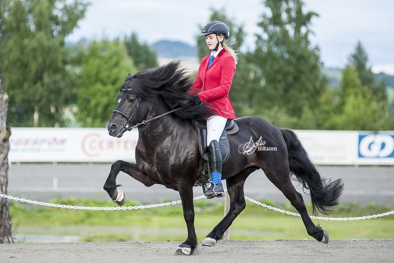Kristine knep titeln Foto: Sofie Lahtinen Carlsson
