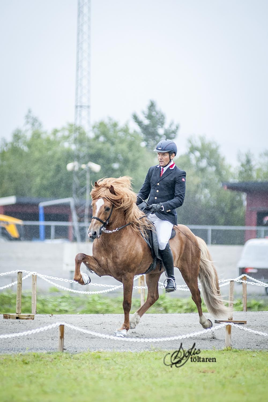 Bernt och Tigull knep ledningen Foto: Sofie Lahtinen Carlsson