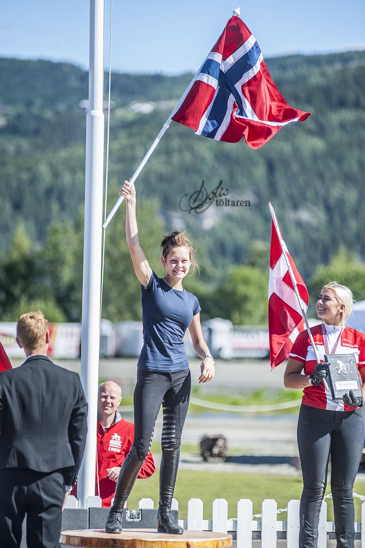 En glad Lona Foto: Sofie Lahtinen Carlsson