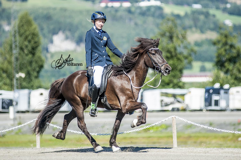 Silver till Clara Olsson Foto: Sofie Lahtinen Carlsson