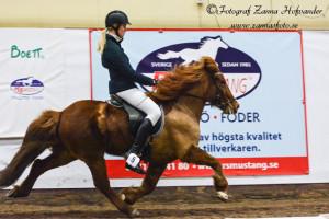 Elsa Teverud och Bi∂a frá Rip Foto: Zanna Hofvander/zannasfoto.se