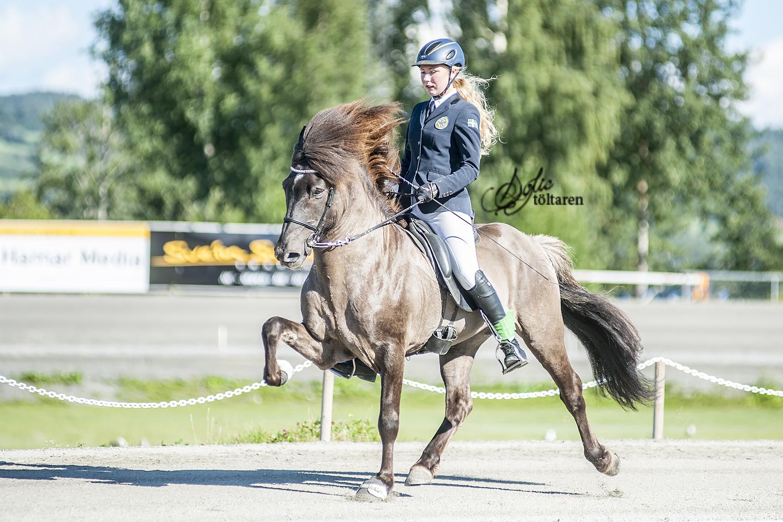 Filippa och Máni Foto: Sofie Lahtinen Carlsson