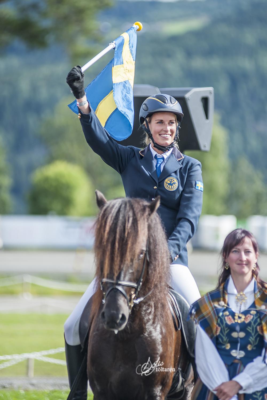 Den här bilden talar för sig själv Foto: Sofie Lahtinen Carlsson
