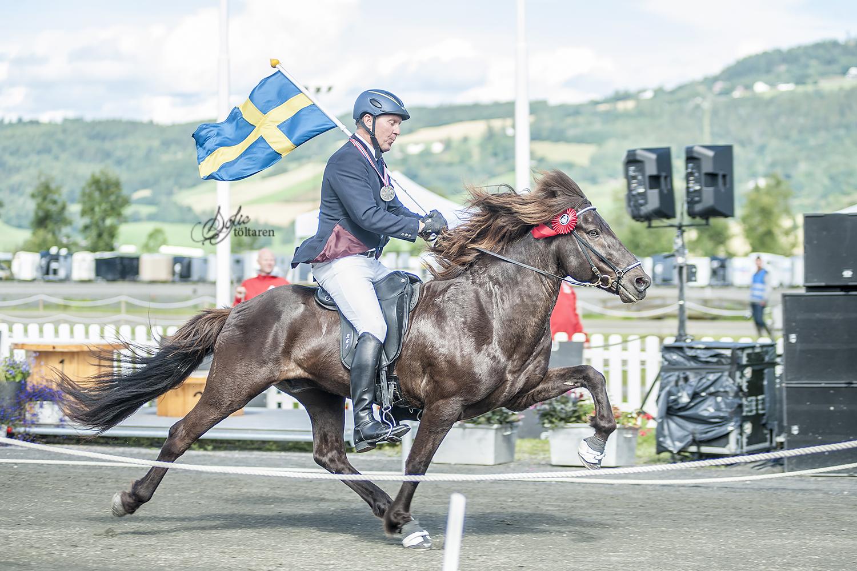 Magnús och Hraunar Foto: Sofie Lahtinen Carlsson