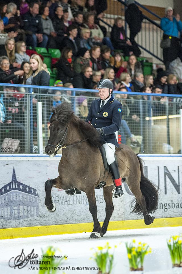 Vignir och Ivan, än så länge på andra plats Foto: Sofie Lahtinen Carlsson/www.toltaren.wordpress.com