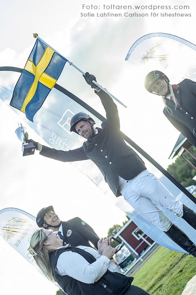 Överst på prispallen, Eyjolfur Thorsteinsson