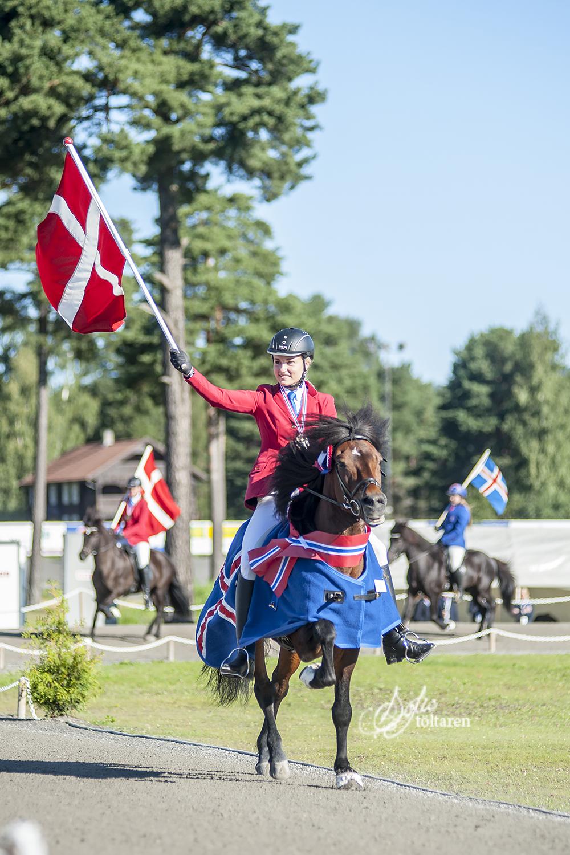 dsjhajkdhfkajhfkja På exakt samma poäng Foto: Sofie Lahtinen Carlsson