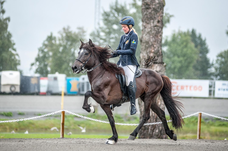 Yrsa och Hector. Way to go! Foto: Sofie Lahtninen Carlsson