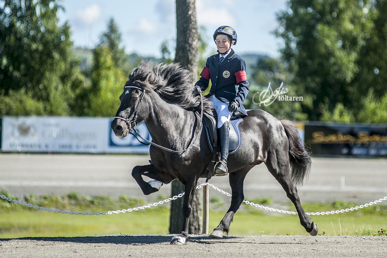 Oskar och Putti! I det här momentet var de överlägset bäst Foto: Sofie Lahtinen Carlsson
