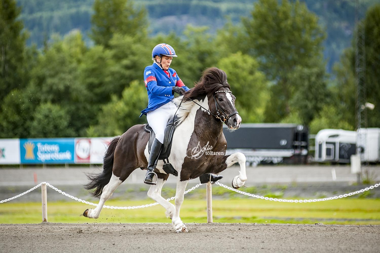 Olil Amble och Álfinnur avgjorde i passen Foto: Sofie Lahtinen Carlsson