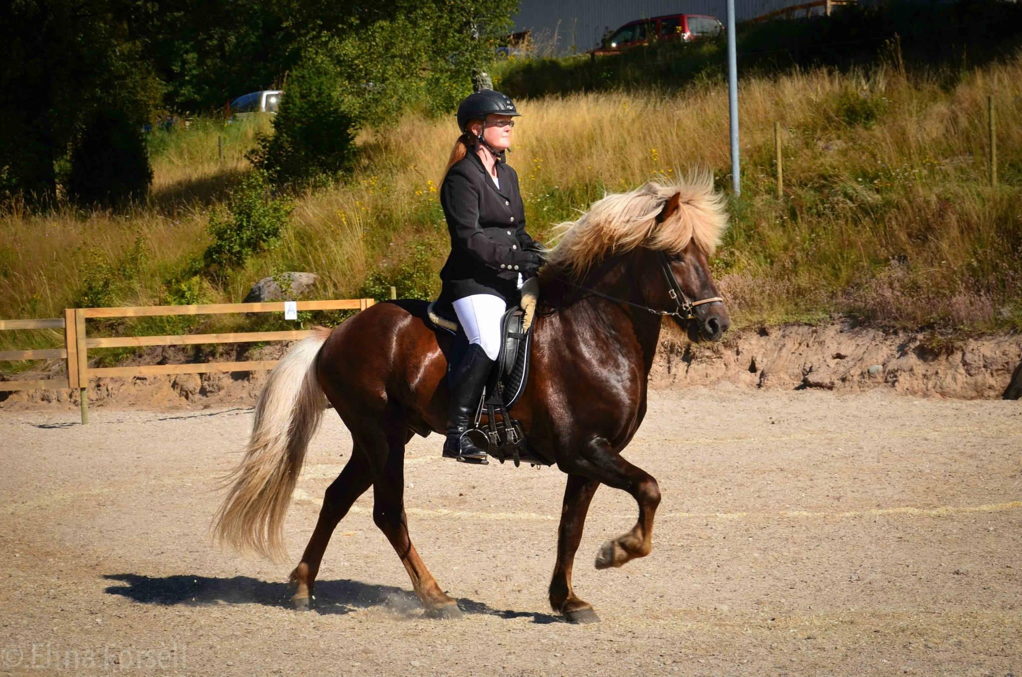 Emma Örtendahl, vinnaren av TH2 Foto: Elina Forsell