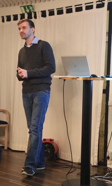 Heimir Gunarsson, Sveriges nya avelsledare för islandshäst. Foto: Ishestnews.se