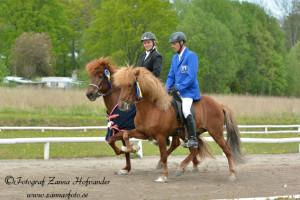 Karin och Gletta, Magnus och Eyfirdingur