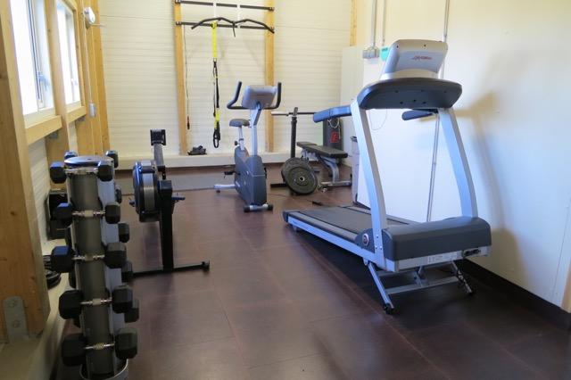 och människornas gym.