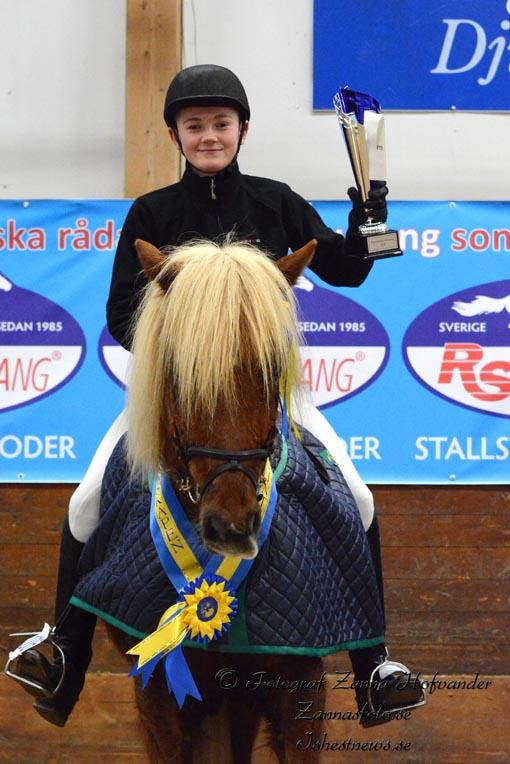 Glad Thomas på Stigandi Foto: Zanna Hofvander