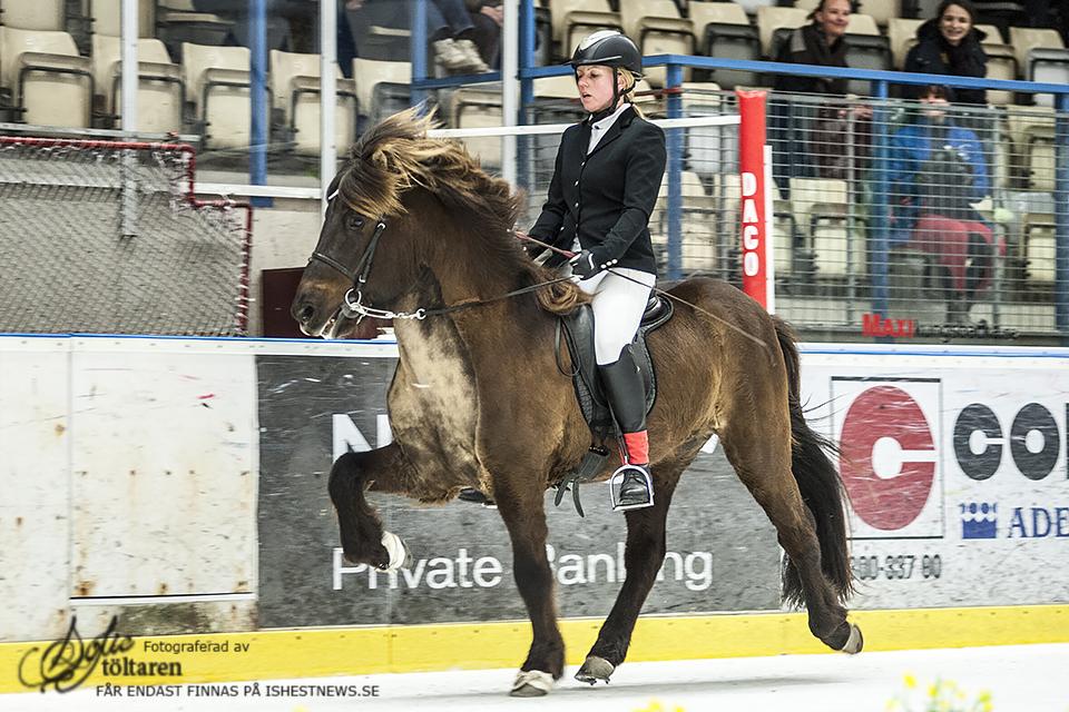 Jenny och Aragon på delad fjärde med... Foto: Sofie Lahtinen Carlsson